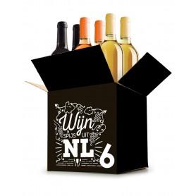 Wijn & Spijs uit NL Proefdoos